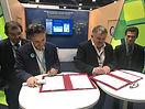 Geneval évaluations géntiques signature convention INRA