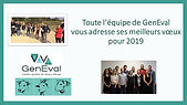 Voeux de GenEval 2019