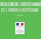 RZUE Règlement zootechnique de l'union européenne