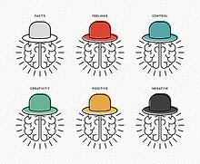 bigstock-Six-Thinking-Hats-Concept-Desi-