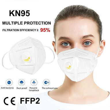 Face Mask with vave