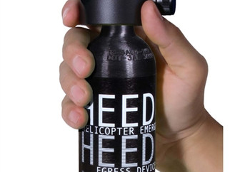 Heed 3 - The Helicopter Emergency