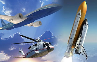 aircraft and aerospace parts supplier