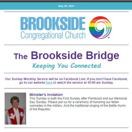 Bridge May 25