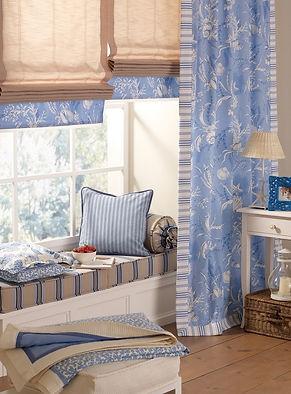Декор интерьера шторы, декор окон шторами