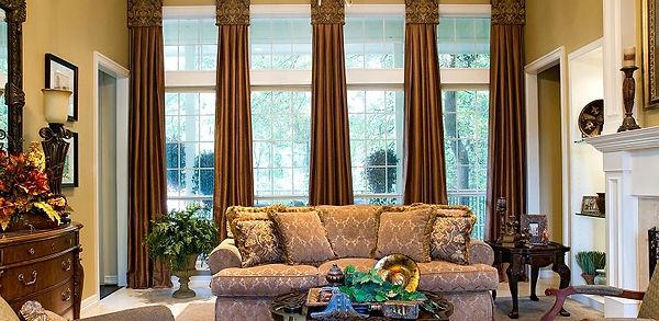 Декор классического интерьера