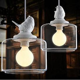 Ретро лампы Эдисона, люстры +в стиле ретро