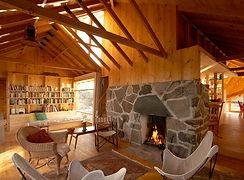 Деревянный дом в скандинавском стиле фото
