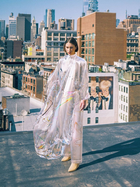 FASHION: Is Digital Clothing The Future Of Fashion?
