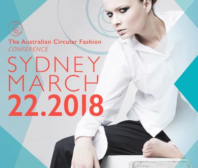 GFX + Austrailan Circular Fashion Summit