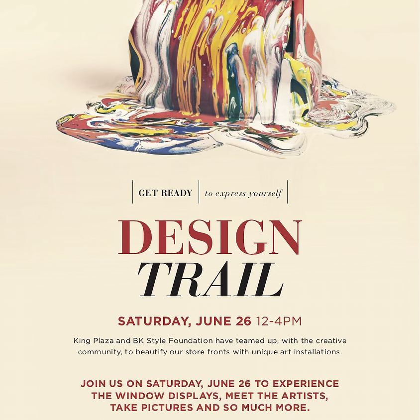 Design Trail at Kings Plaza