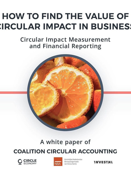 REPORT: How To Find Value Of Circular Impact In Business