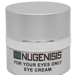 For Your Eyes Only Eye Cream!