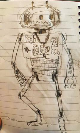 Micah's Robot