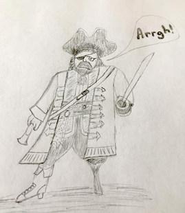 Angie's Pirate