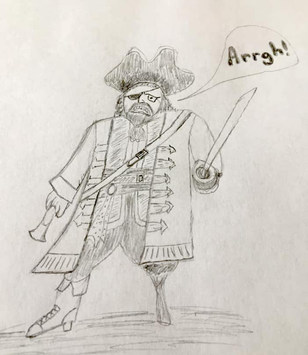 Angie's Pirate