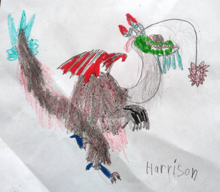 Harrison's Dragon