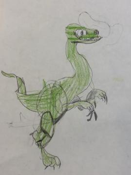 Hudson's Dragon