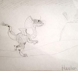 Hunter's Dragon