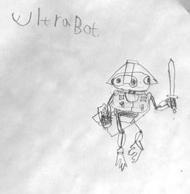 Micah's Ultrabot
