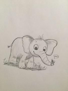 Gabrielle's Elephant