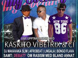 Asov Stockholm Presenterar: My Evening 19Dec