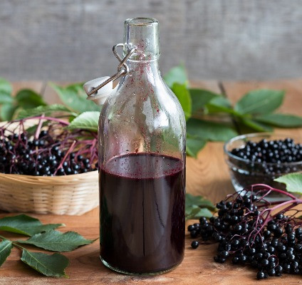 Miracle Juice: Elderberry
