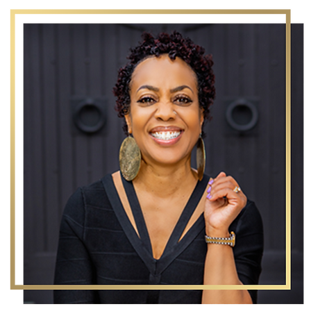 Ms. Diamond, a speaker & Vocalist