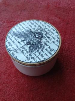 scrubby owl treasure pots