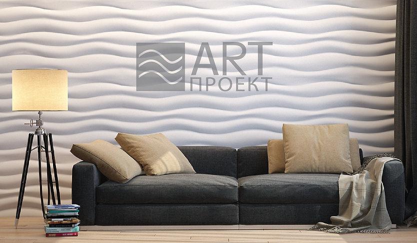 Гипсовая панель  ARTпроект