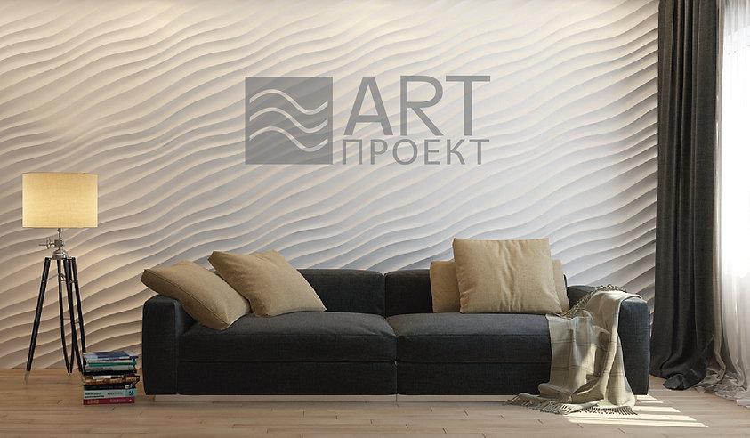ARTпроект, артпроект, гипсовые паенли