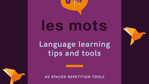 Spaced repetition tools