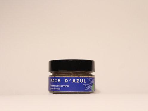 Paté de Azeitona Verde Mais d'Azul 100g