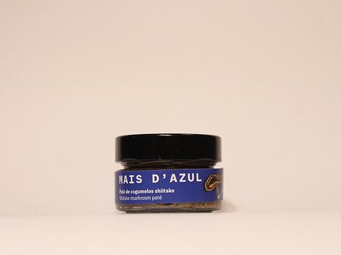 Paté de Cogumelo Shitake Mais d'Azul 100g