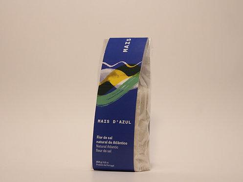 Flor de Sal Natural do Atlântico Mais d'Azul 250 g