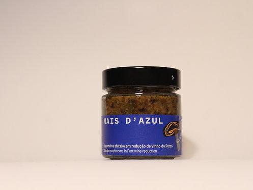Cogumelos Shitake em Redução de Vinho do Porto Mais d'Azul 200g