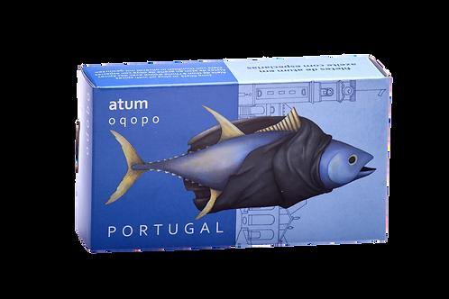 Filetes de Atum em Azeite com Especiarias Oqopo 120g