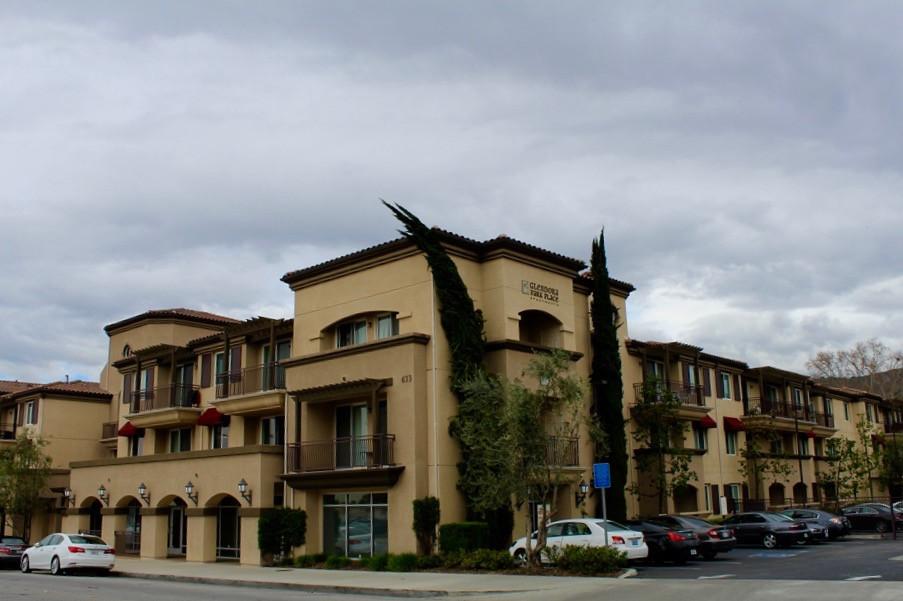 Glendora, CA Mixed Use Purchase– 53 Units
