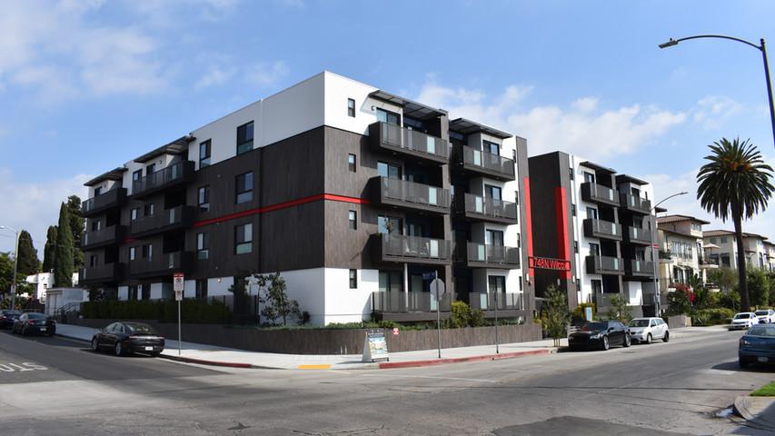 Hollywood Multi-Family Refinance - 36 Units