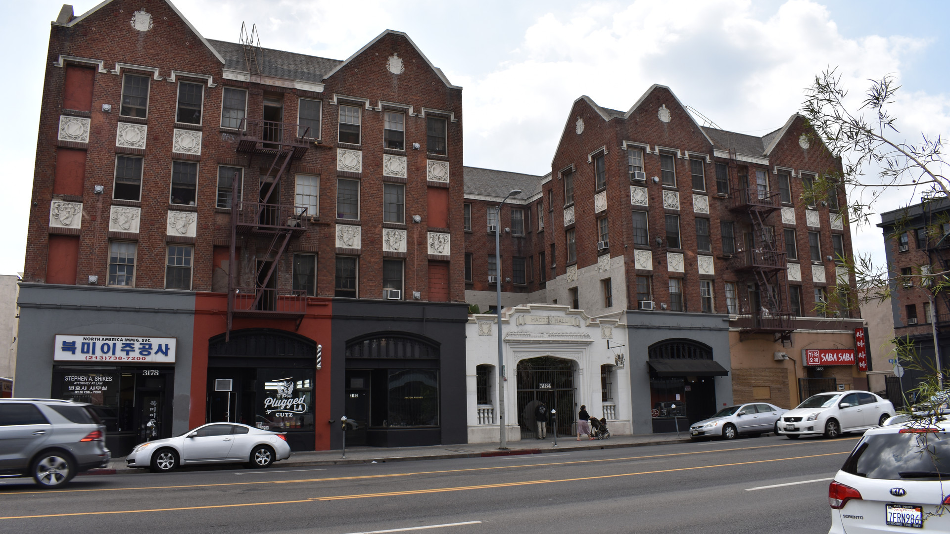 Los Angeles Koreatown Mixed Use Purchase - 50 Units
