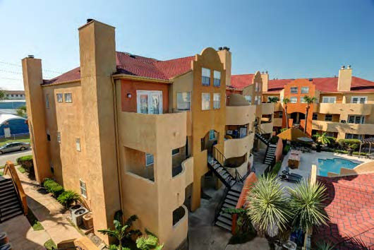 Texas Multi-Family Refinances – 5 Properties