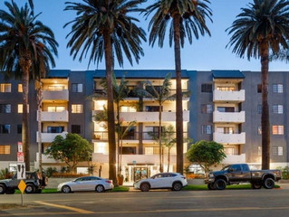 Venture West Arranges $24.75M Acquisition Loan for 92-Unit Apartment Building in Hollywood, CA