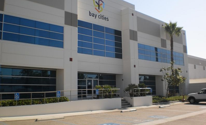 Pacific Gateway Distribution Center – Industrial Building Purchase
