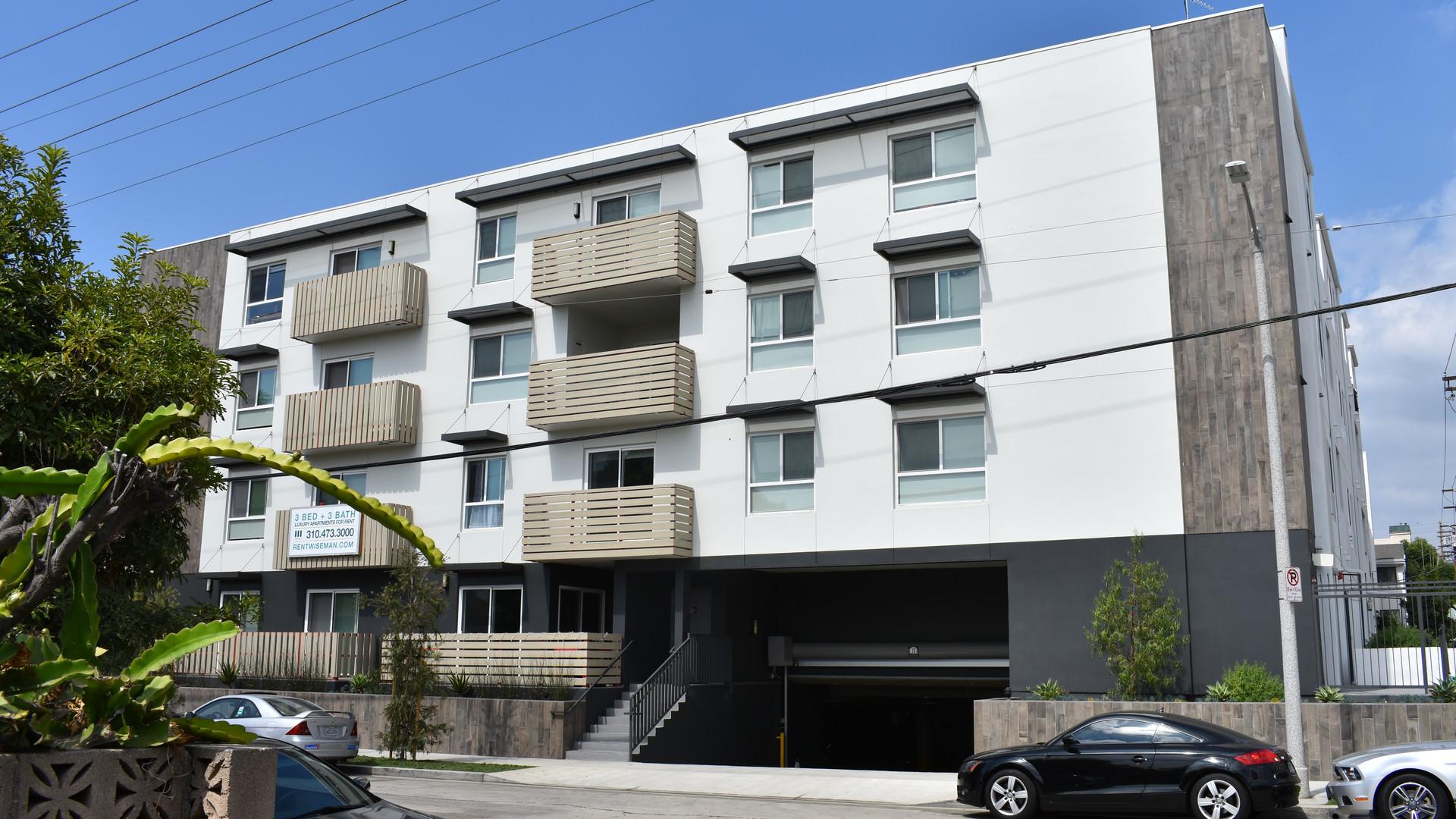 West Los Angeles Multi-Family Refinance - 49 Units