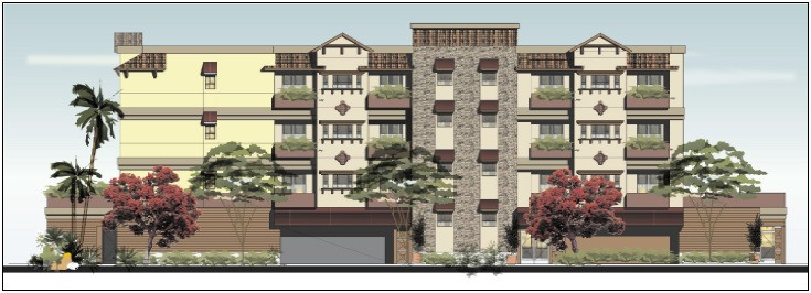 Valley Glen, CA Multi-Family Construction – 49 Units