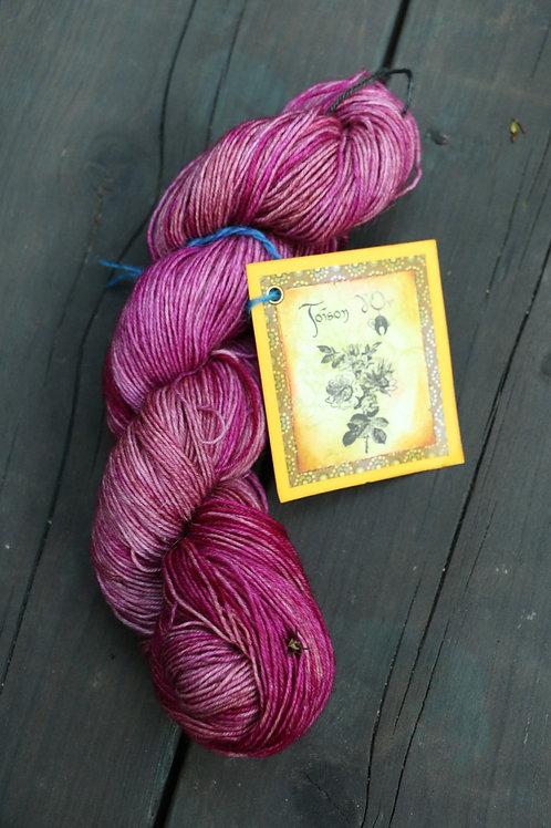 Dahlia Purple メリノスーパーウォッシュ75% ナイロン25%