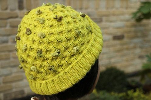 Buttercup 黄緑の帽子