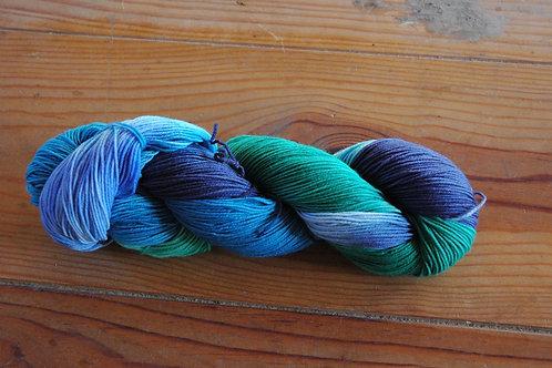 Bleu de Bleu メリノスーパーウォッシュ75% ナイロン25%