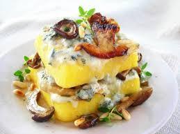 polenta mushroom dish remedy wine bar vermont