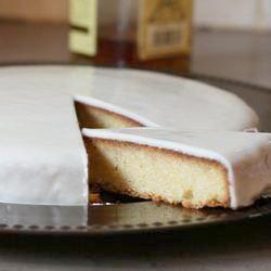 Remedy Almond Rum Cake